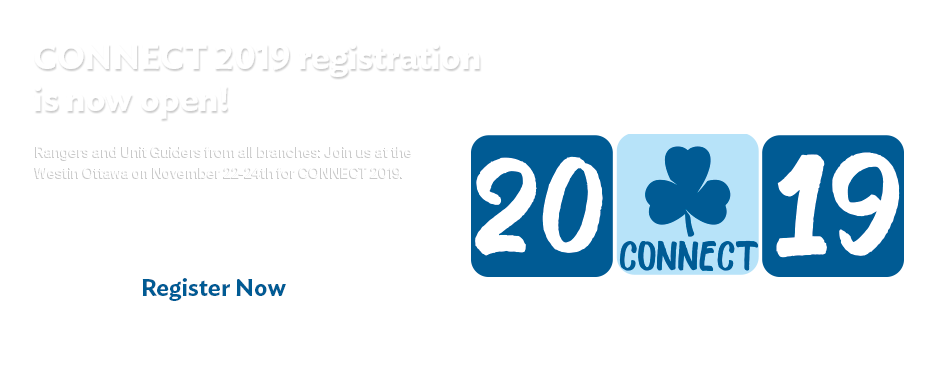 CONNECT 2019 Registration is now open