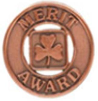 what is merit award mean