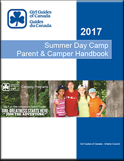Girl Guides of Canada Ontario Day Camp