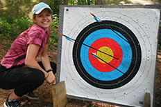 Girl Guides of Canada - Archery