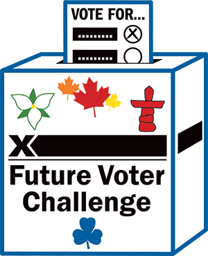 Future Voters Challenge Crest