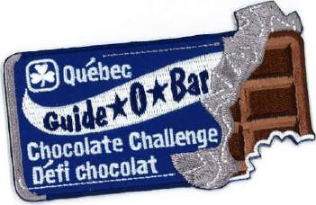Quebec Chocolate Challege crest
