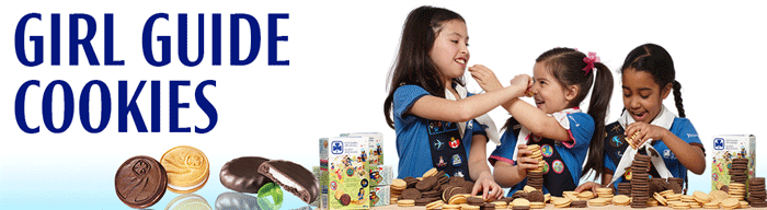 Image result for girl guide cookies