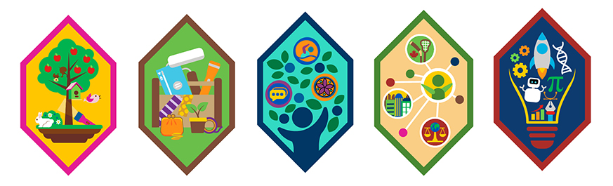 program badges
