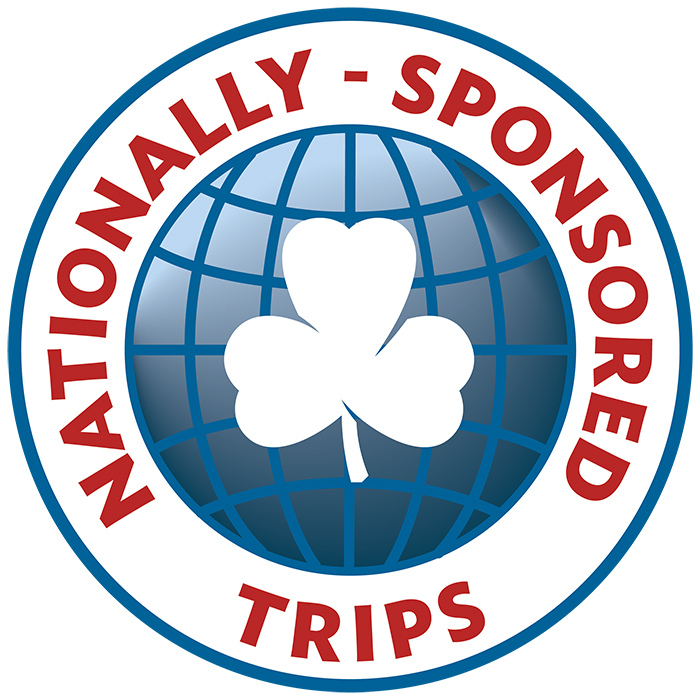nationally sponsored trips