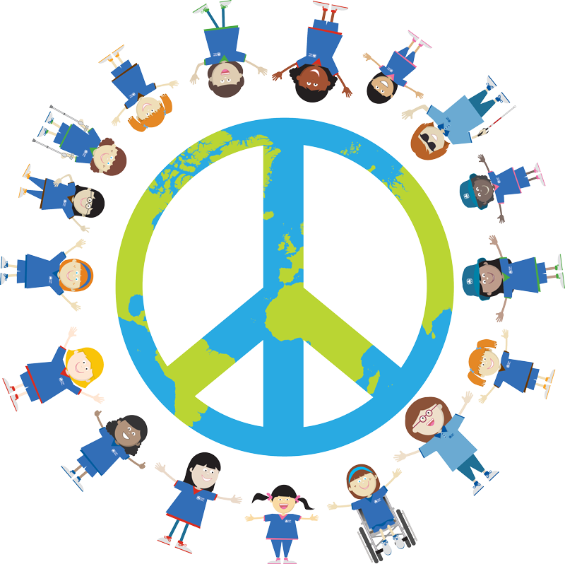 International Day of Peace | Girl Guide Adventures