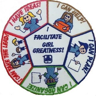 Girl Engagement Crest