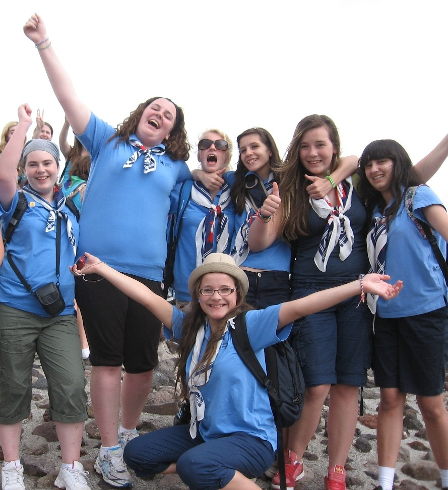 About Girl Guides