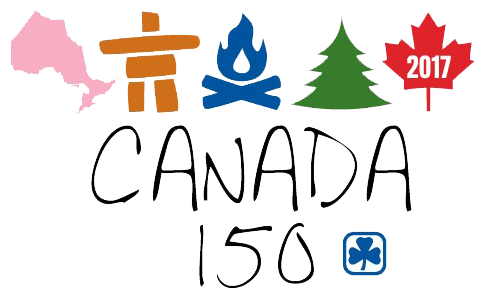 Girl Guides of Canada Canada 150 Celebrations