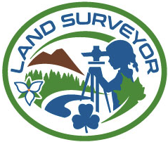Land Surveyor Challenge Badge