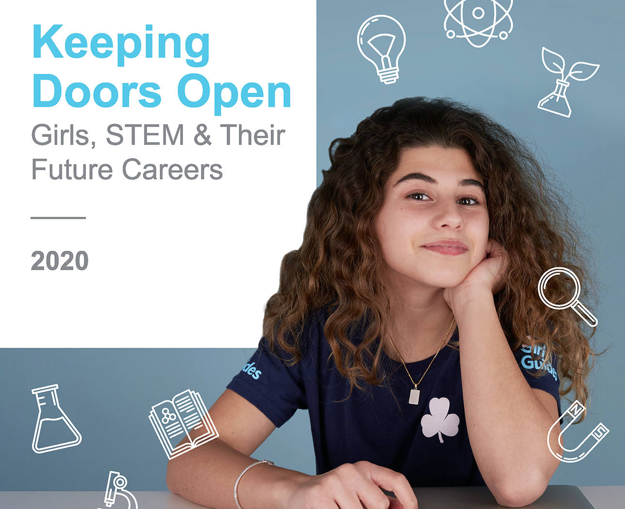 Keeping Doors Open: Girls, STEM and their Future Careers