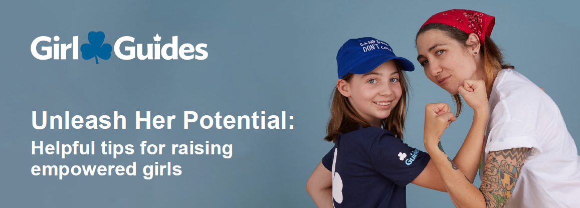Unleash her potential: helpful tips for raising empowered girls.