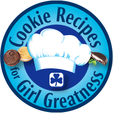 Cookie Recipes for Girl Greatness