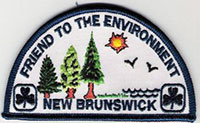 Friend To The Environment Challenge Badge
