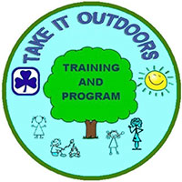Take it Outdoors Badge